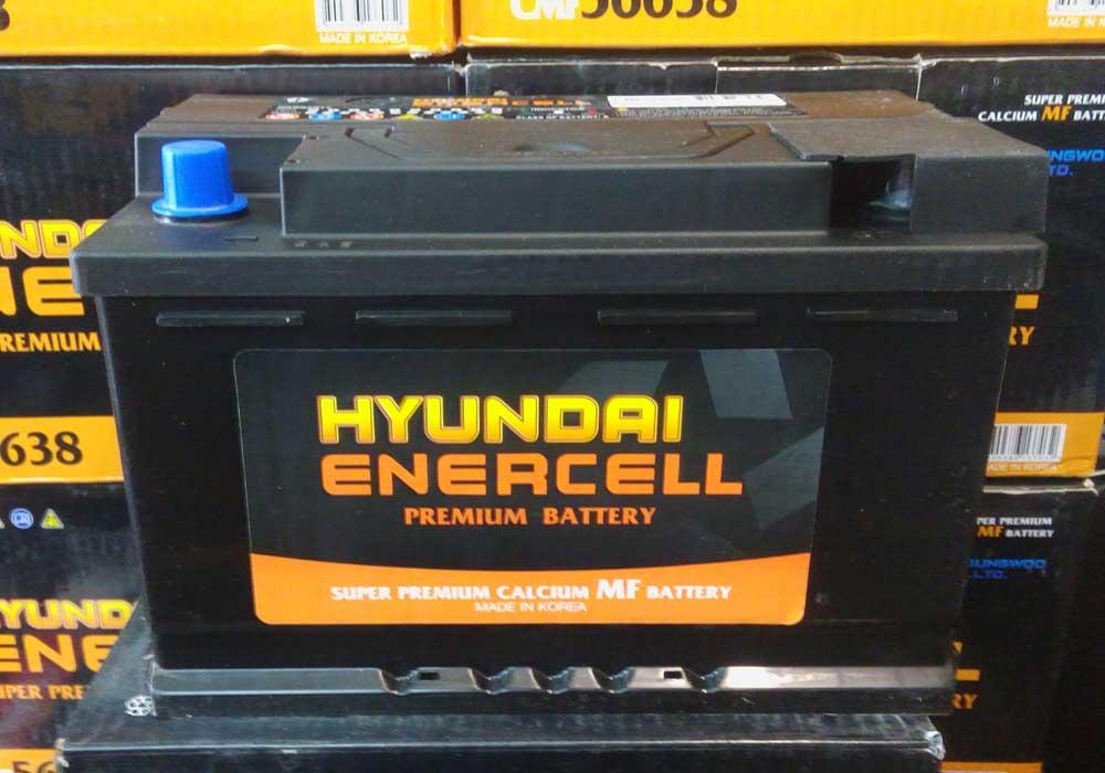 باتری ماشین هیوندای کره