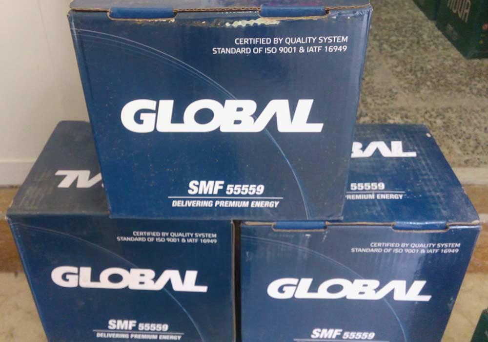 باتری گلوبال