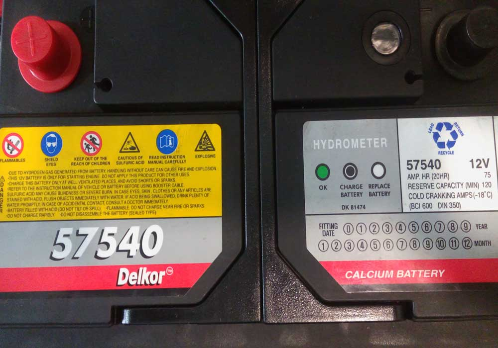 خرید باتری ماشین کیا اپیروس