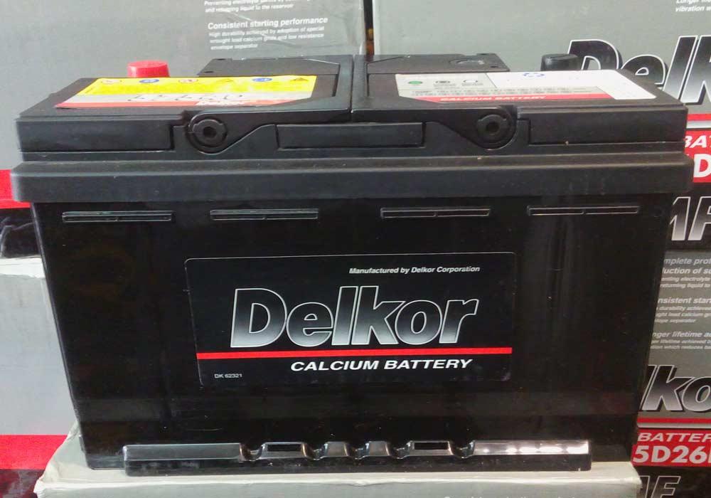 باتری ماشین دلکور