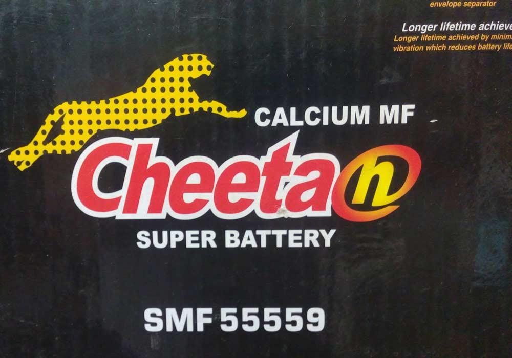باتری چیتا کره
