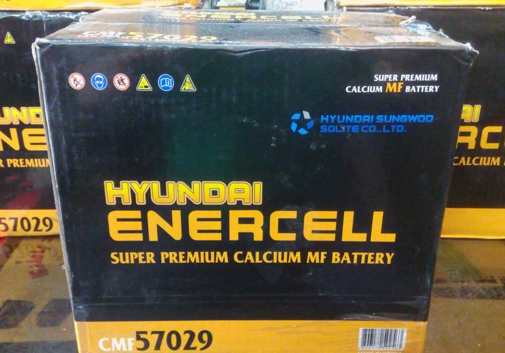 خرید باتری هیوندای آزرا