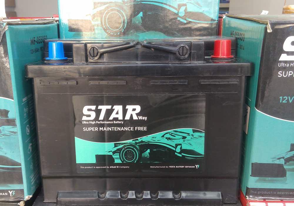 خرید باتری ماشین برلیانس h330