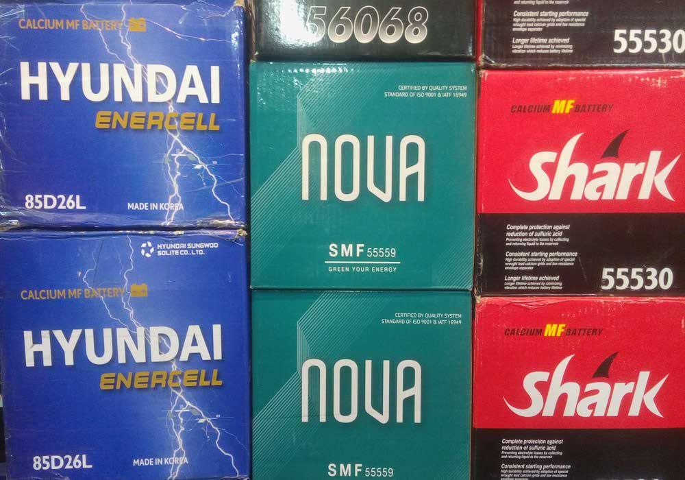 خرید باتری کوراندو سانگ یانگ